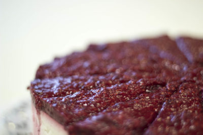 Himbeer-Philadelphia Torte
